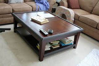 DIY coffee table bumper Baby Proofing Domestic tips tricks