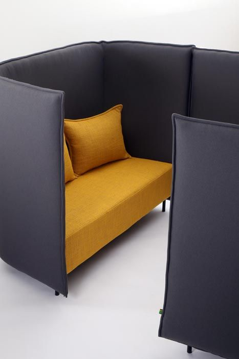 Cloud sofa & armchair | Cloud acoustic seating | BN Offices ...