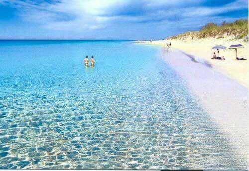 Marina Di Salve Pescoluse Lecce Puglia Places