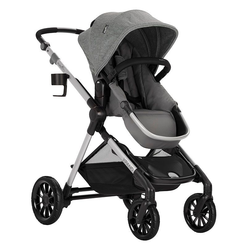 Evenflo Pivot Xpand Modular Stroller Full Size Stroller