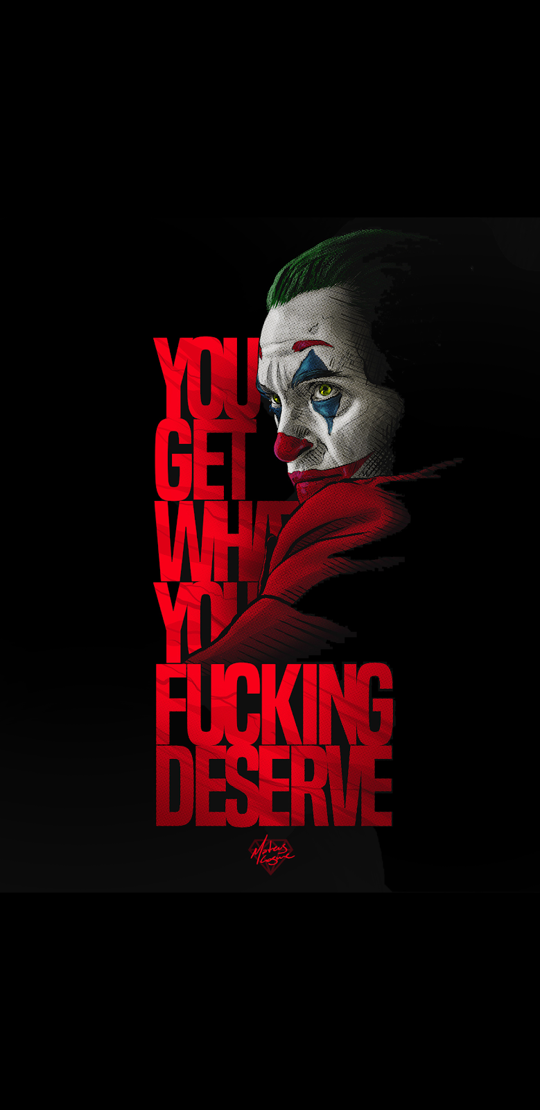 JOKER WALLPAPER PHONE HD (With images) Joker hd