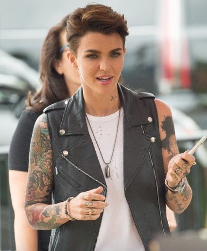 17 Best images about Ruby Rose on Pinterest