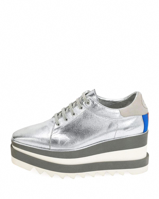 sports shoes 96881 0c091 Stella Mccartney Sneakelyse Platform Wedge Sneaker  sneakersmens Every Man,  Stylish Men, Nike Men