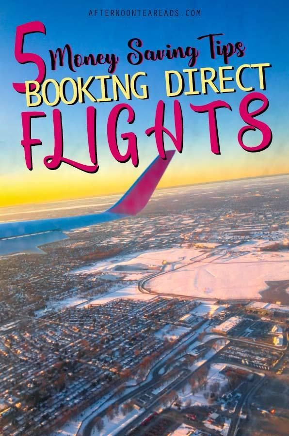 In my opinion, saving money on booking flights doesn't mean settling for layovers or budget airlines.  My goal is to arrive at my final destination as quickly, comfortably, and cheaply as possible. I don't want to waste my precious vacation time in an airport terminal or spend 5 (+) uncomfortable hours without any leg room.   #bookcheapflights #bookdirectflights #howtobookflights #bookflightscheaptips