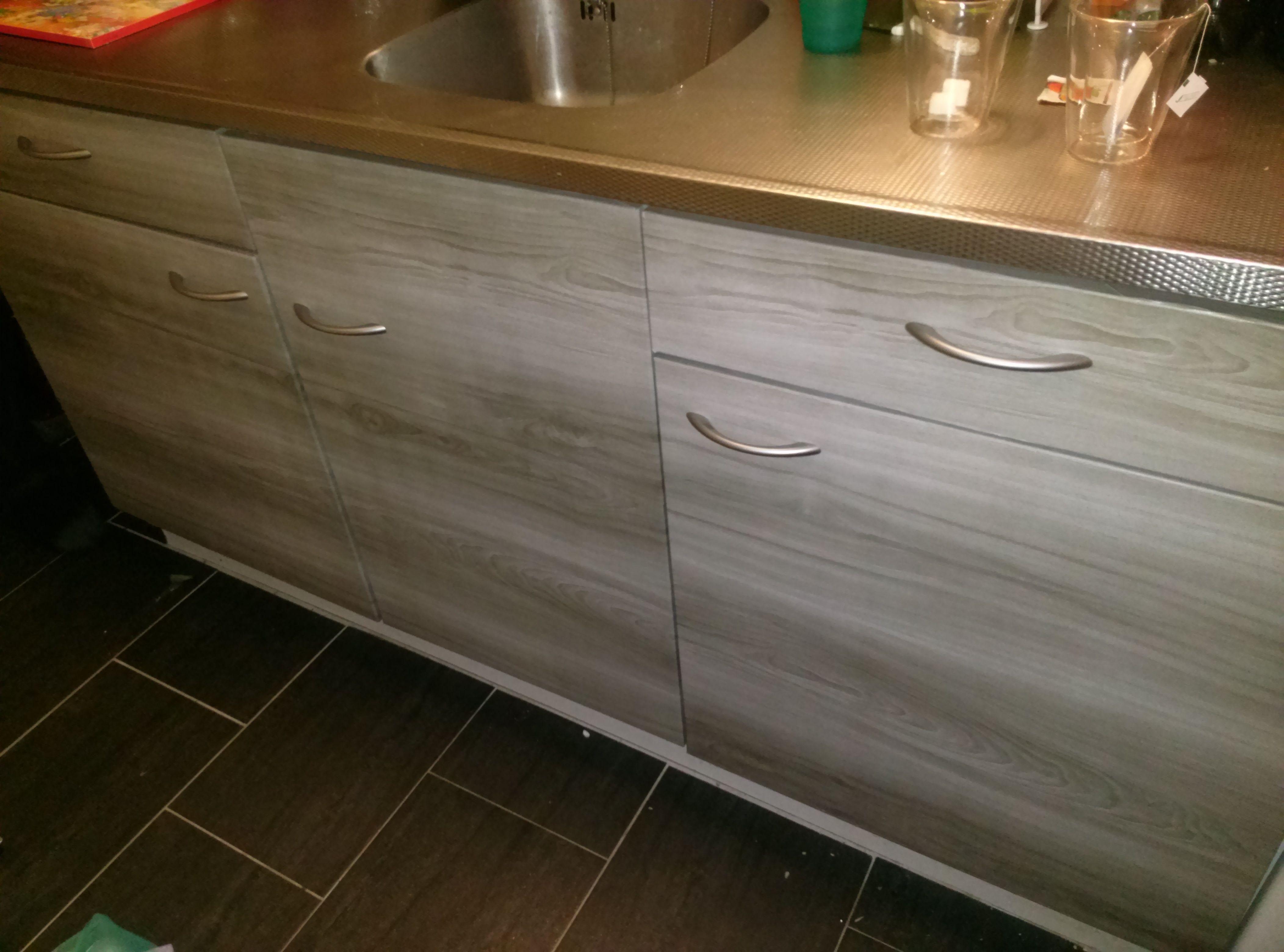keukenkastjes om getoverd in een middag, plakfolie    me   Pinterest   Om