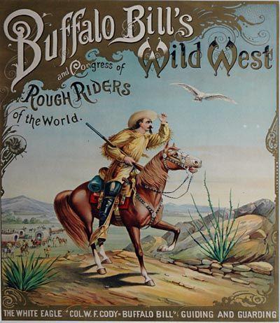 Original Buffalo Bill Poster