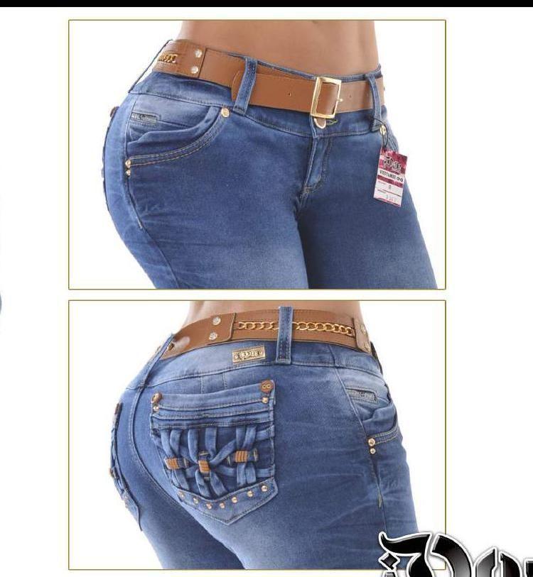 Do Y Fiara Jeans Jeans De Moda Pantalon Jean Mujer Pantalones De Mezclilla