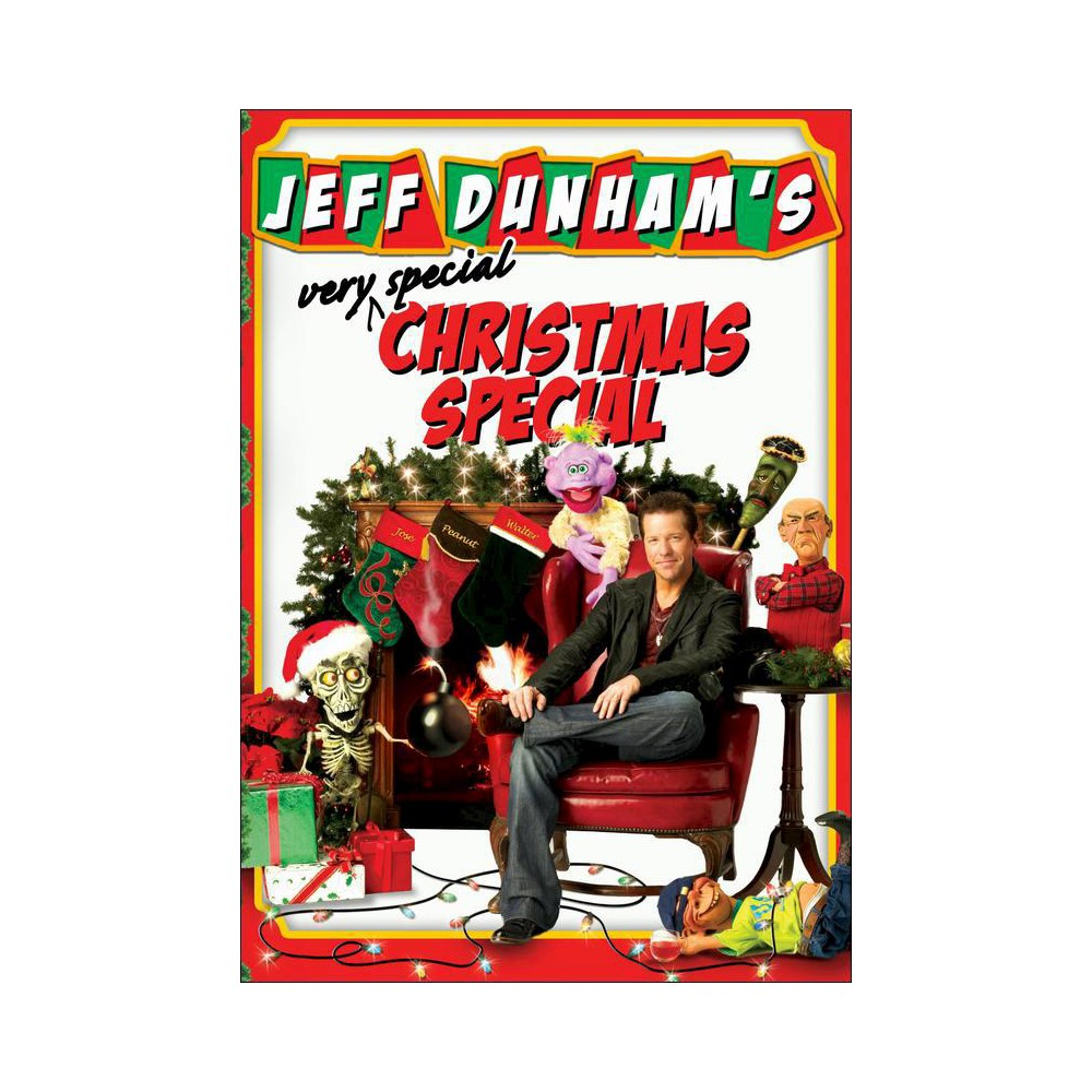 Jeff Dunham\'s Very Special Christmas Special (dvd_video) | Products