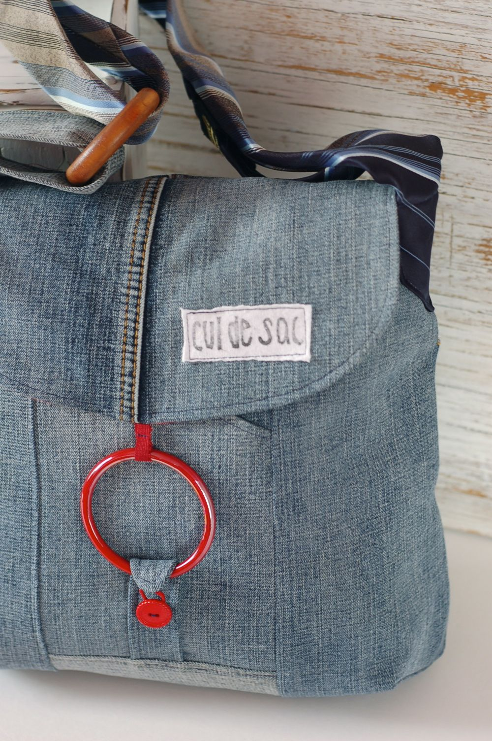 And From Cul FriendlyMade Reclaimed By Sac100Eco Bag De Pigeon Tl1uKF3Jc