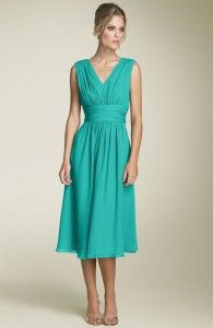 turquoise casual wedding dress | Bridesmaids | Pinterest | Casual ...