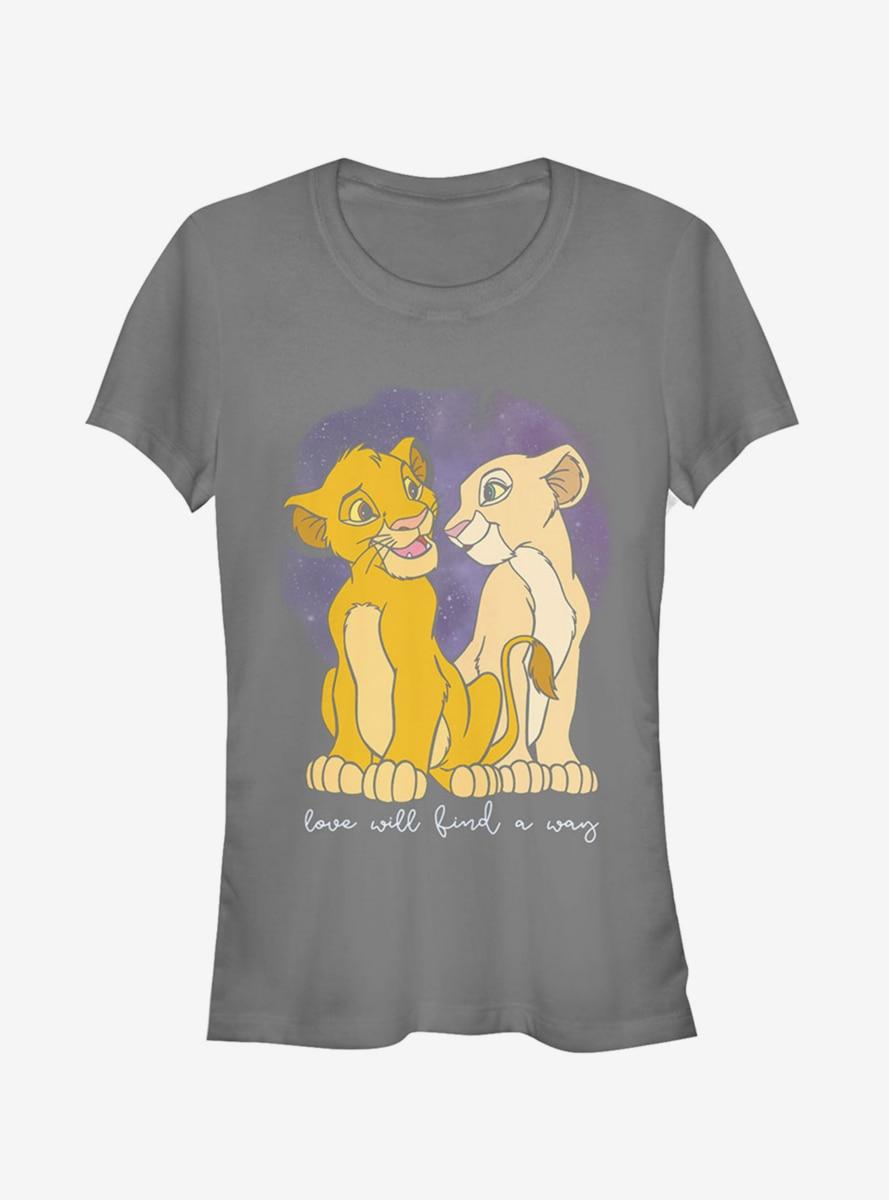 c46349888 Disney Lion King Cub Love Finds A Way Girls T-Shirt in 2019 ...