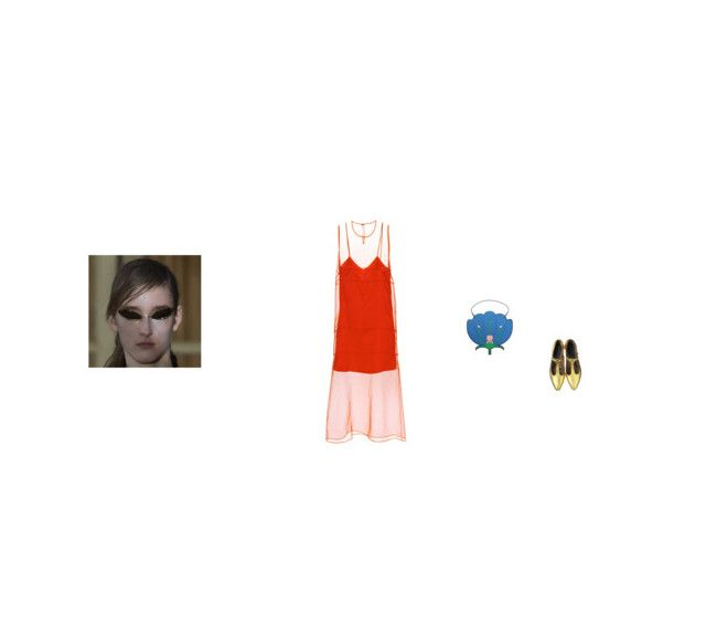 """Untitled #716"" by joqaile ❤ liked on Polyvore featuring Barbara Casasola, Marni and Acne Studios"