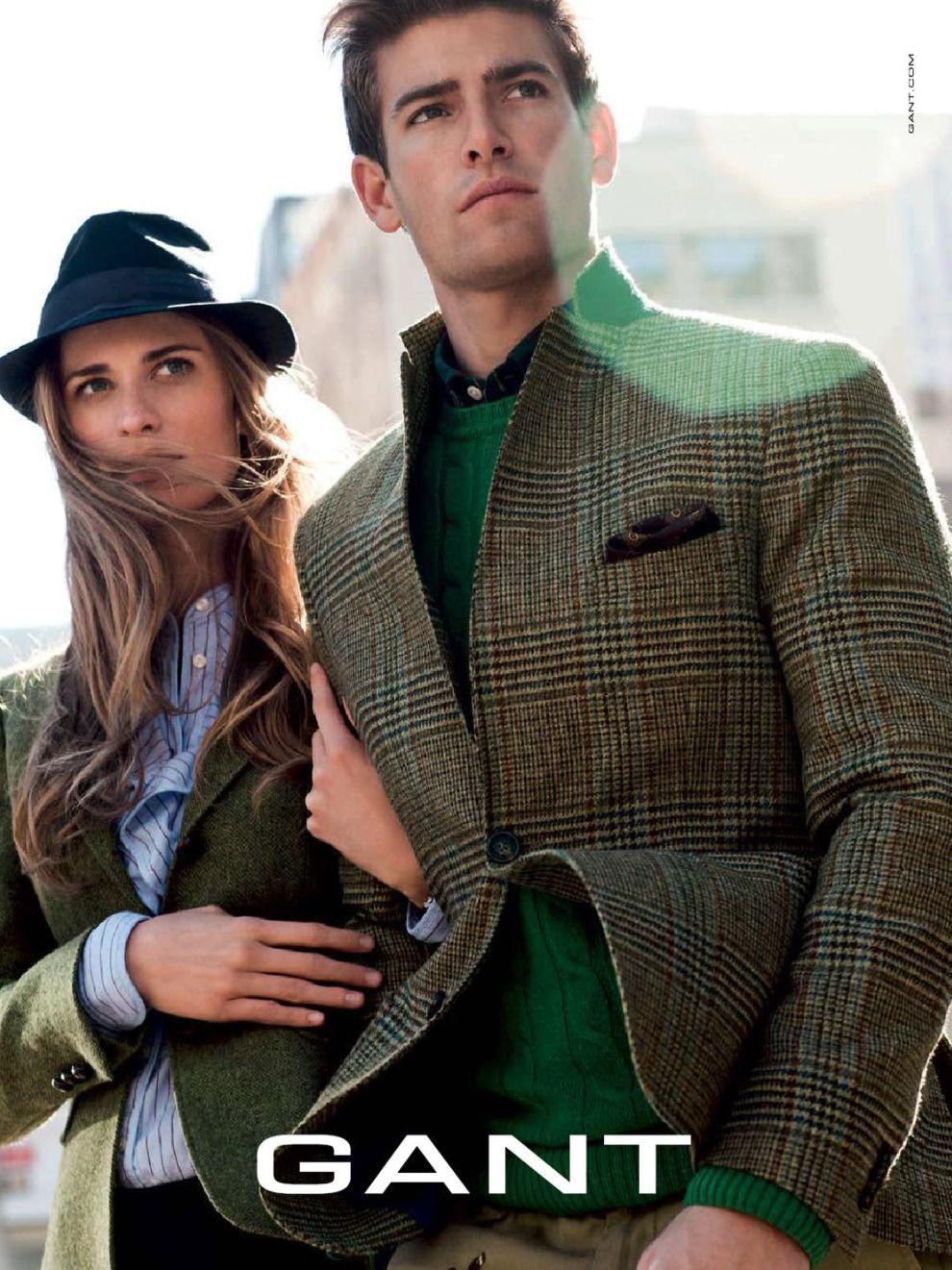 f27651da62d0 Gant FW12 | Fall Outfits - Men's Fasion | Fashion, Mens fashion и Style