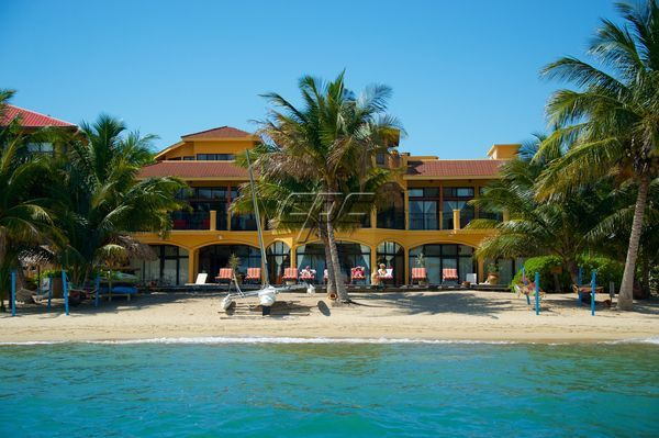 Commercial Property For In Belize Beachfront Hotel Hopkins