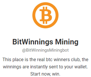 Telegram bots bitcoin 2020