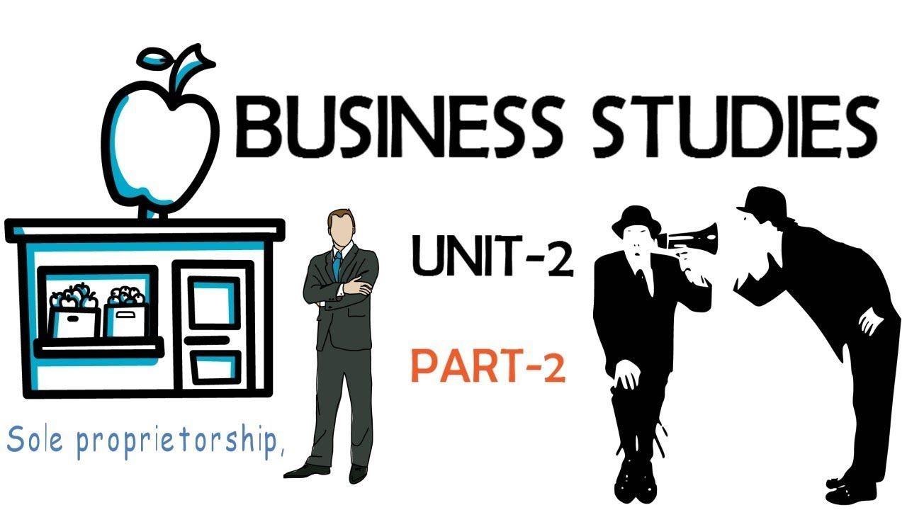 Business studies unit2 cbsepart 2forms of business