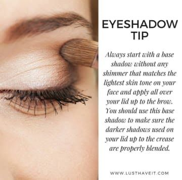 17 easy makeup tips every beginner should know  eye