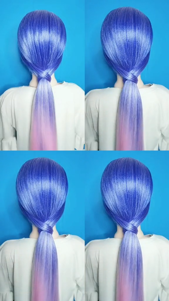 Hairstyle Tutorial 578