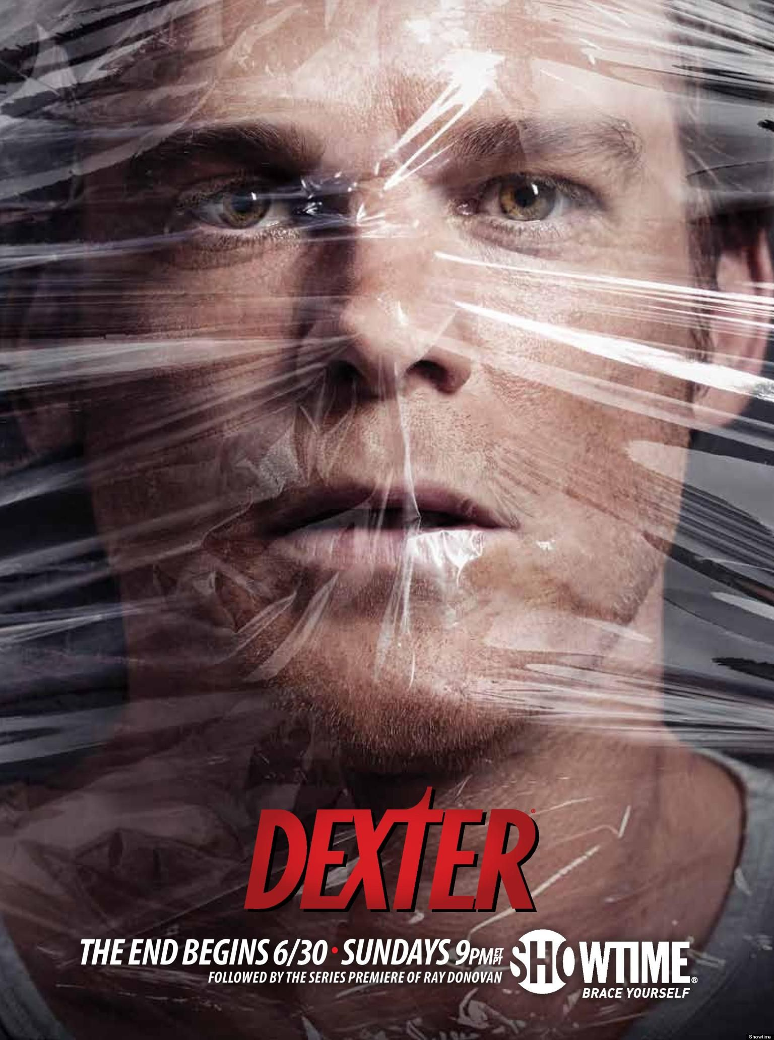 Image result for dexter poster