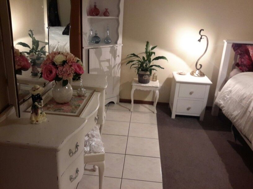 Loving my bedroom atm dressing table, ebay, corner unit garage sale ...