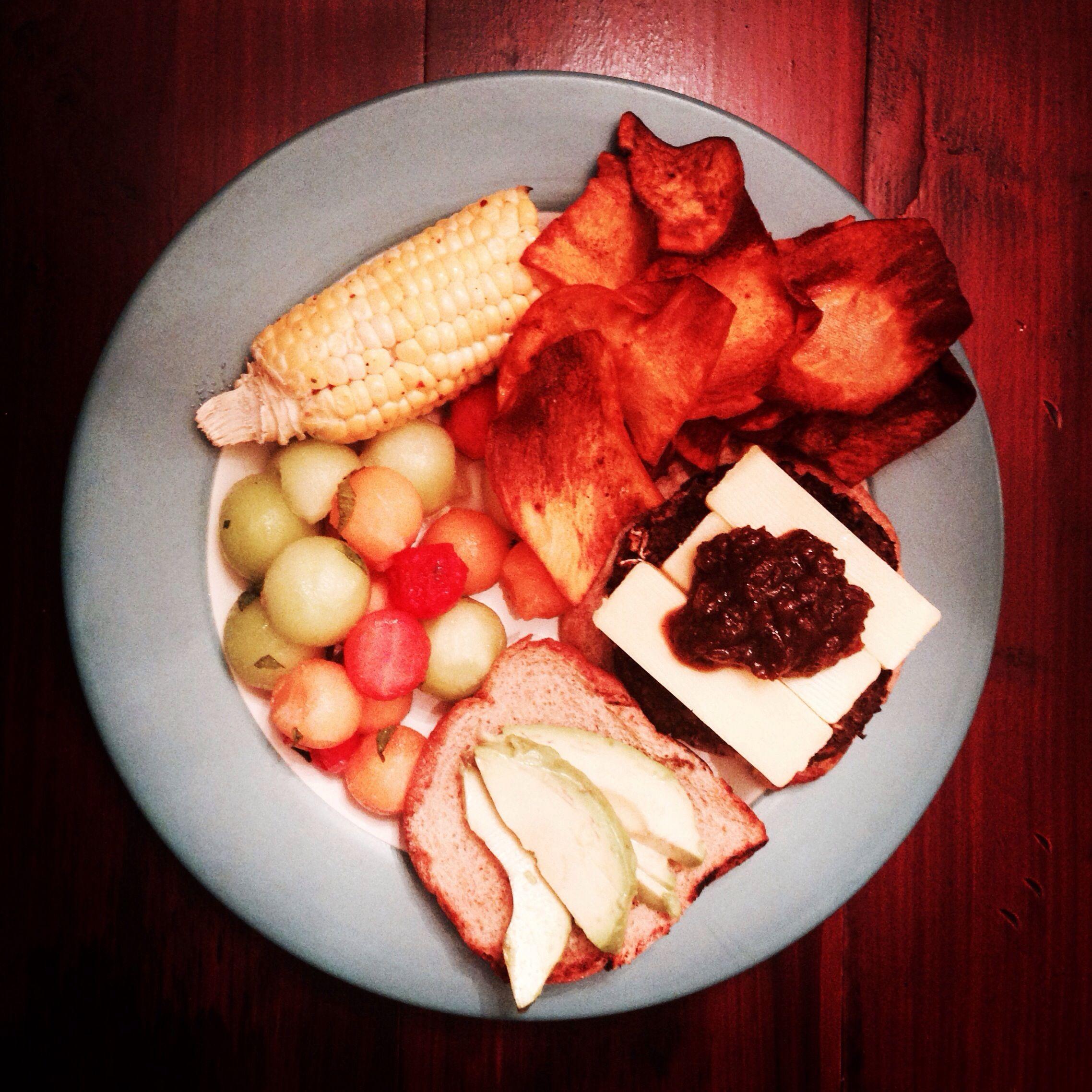 Mushroom, Kale & Black Lentil Burger | Love & Light Kitchen #VeggieBuger #LentilBurger #Vegetarian #Vegan