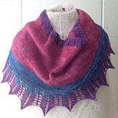 Ravelry: Kingfisher (Amazing Lace KAL) pattern by Sharon Mooney
