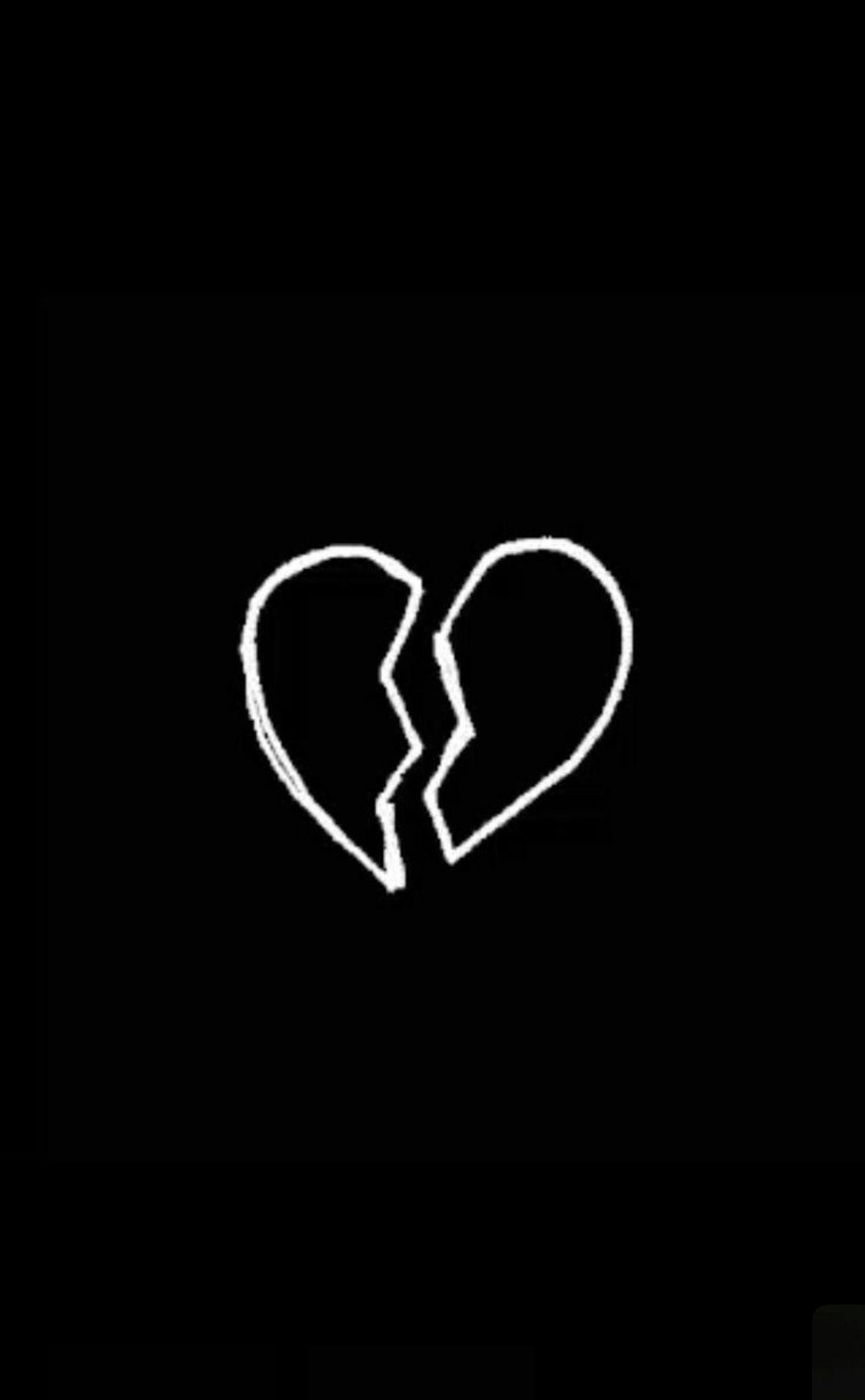 Broken Heart Wallpaper Heart Wallpaper Black Hearts Club Wallpaper