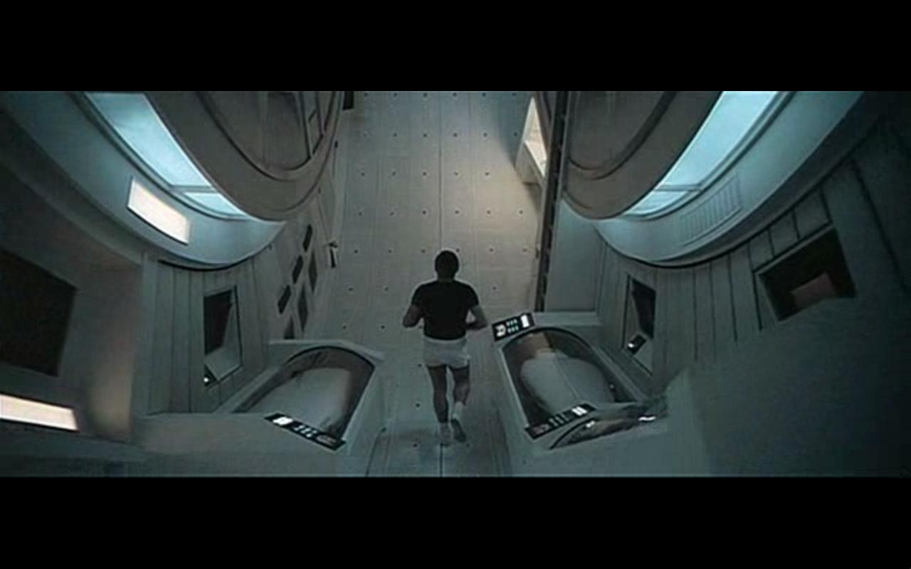 2001: A Space Odyssey, 1968 - Stanley Kubrick