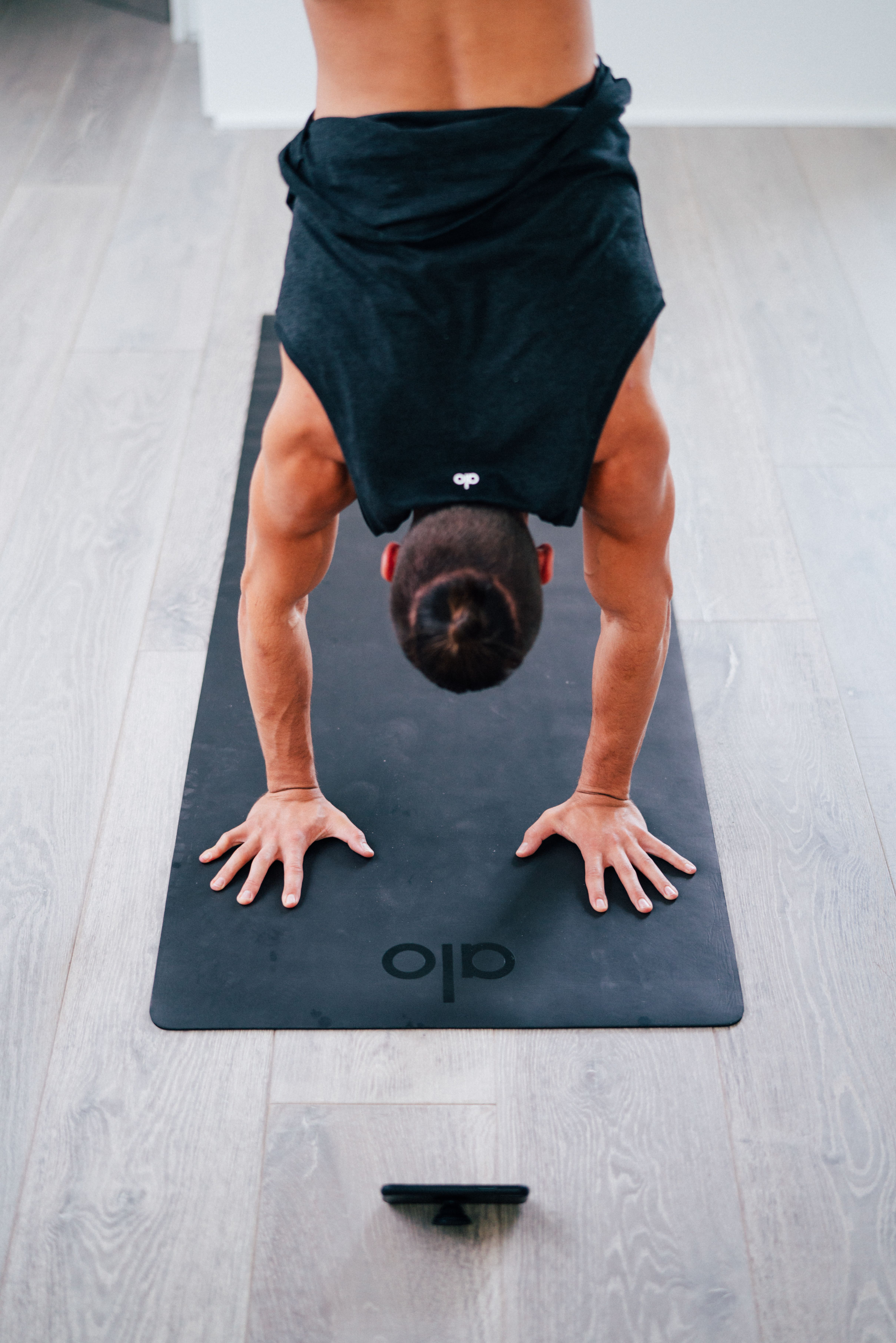Practice anywhere with Alo Moves  Tune in to your practice on your