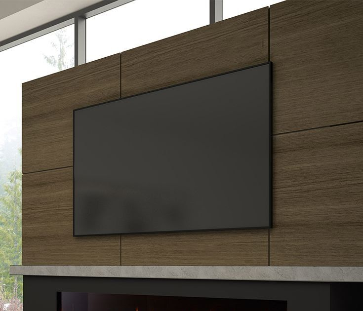 Pin By Epecnosa On Living Room Linear Fireplace Modern