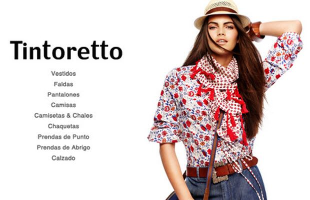 ad0a4ad0b4 Outlet Tintoretto descuentos de hasta el 80% en Primeriti