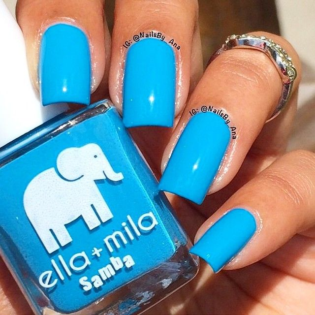 www.ellamila.com } Who loves this true blue color called {ocean air ...