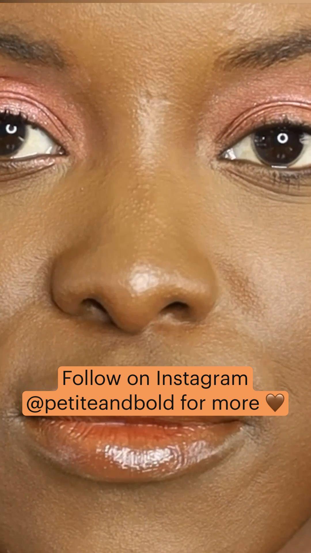 Natural make up and bold eye make up, gucci beauty foundation