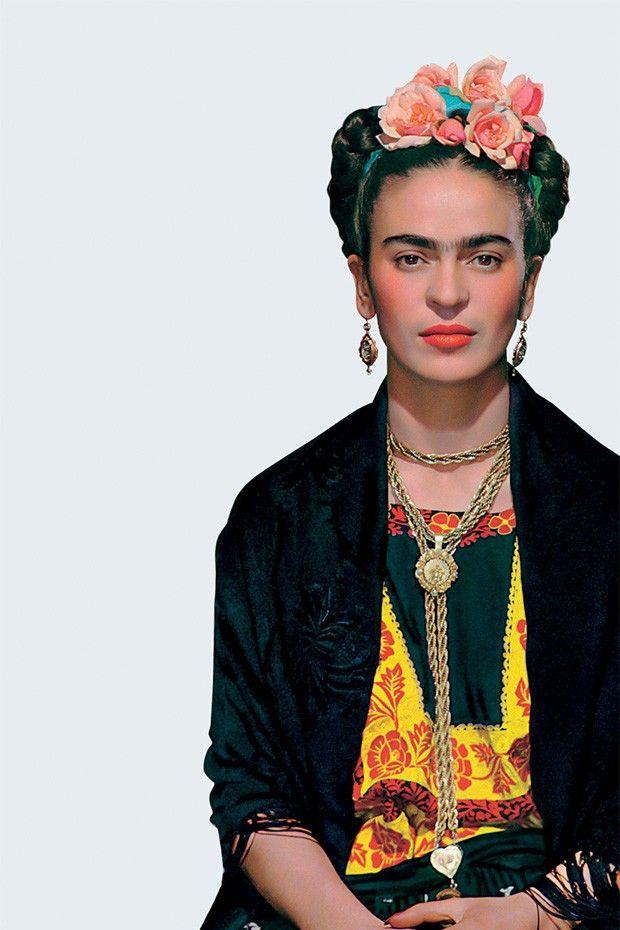 Frida Kahlo é tema de exposição fashion em Londres