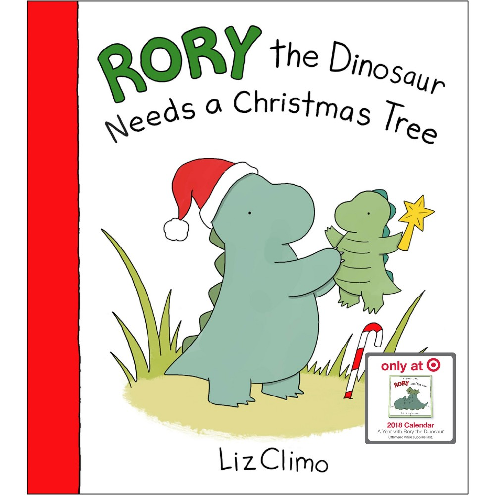 Rory The Dinosaur Needs a Christmas Tree Target Exclusive (Hardcover ...