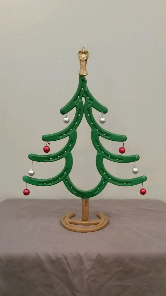 Horseshoe Christmas Tree Small By Designsby2d On Etsy