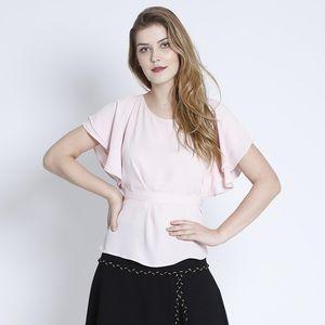 96cd431b47 Blusa Com Tira Posterior - Rosa Pastel - Agilitá - Agilitá