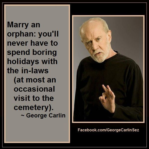 George Carlin Christmas Quotes George Carlin Healing Quotes Inspirational Quotes