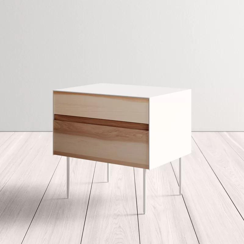 Best Clad Nightstand Nightstand Furniture All Modern 400 x 300