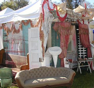 Bo-ho gypsy tent....it's a grown up fort!!
