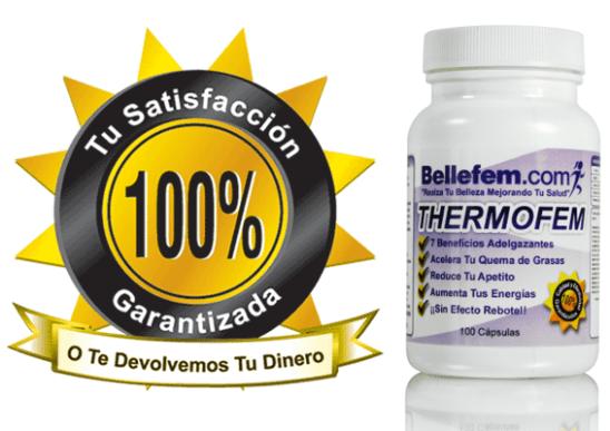 pastillas thermofem para adelgazar