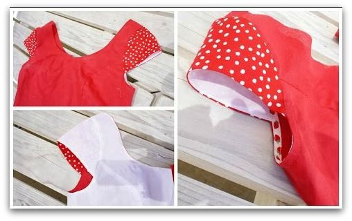 How to Sew a Cap Sleeve / Insert a Sleeve - Sew, What\'s New ...