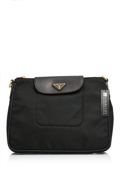3bdf9dbd560603 Prada- Tessuto Crossbody Sling Bag #Prada #Handbags | Prada | Prada ...