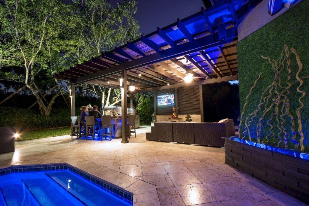 Custom Pergolas Miami Fort Lauderdale The Patio District Patio Patio Remodel Patio Design