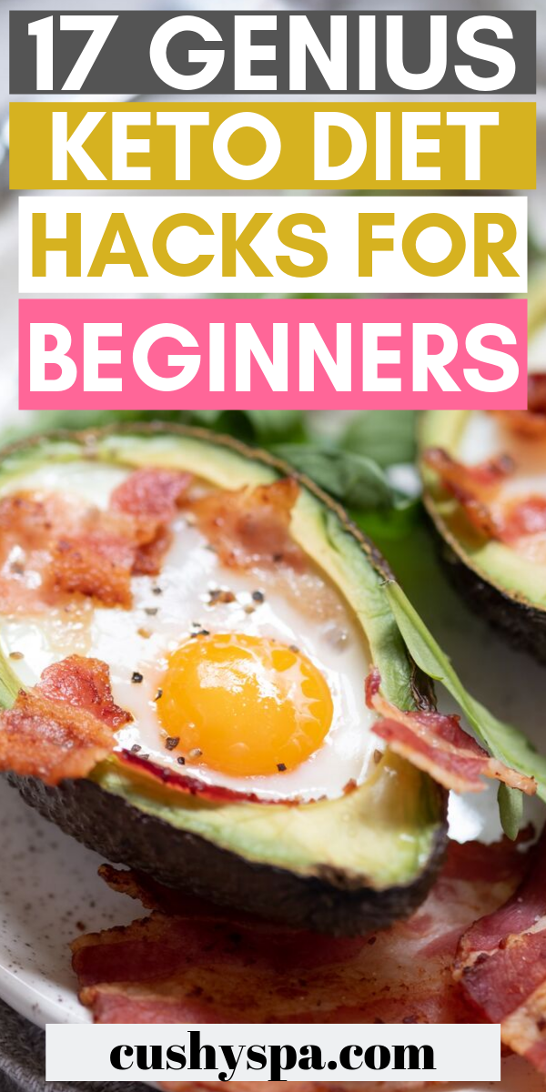 Photo of 17 Genius Keto Diet Hacks for Beginners