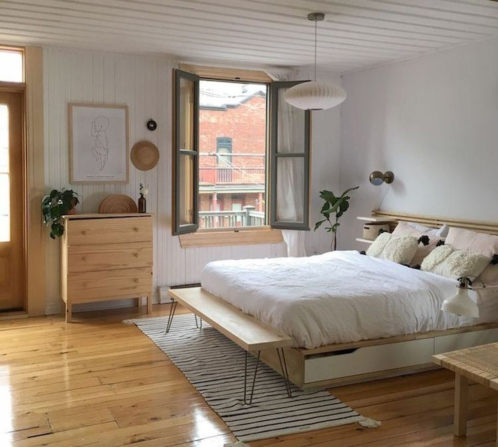 Brilliant Scandinavian Bedroom Design Ideas 19  Chambre a coucher