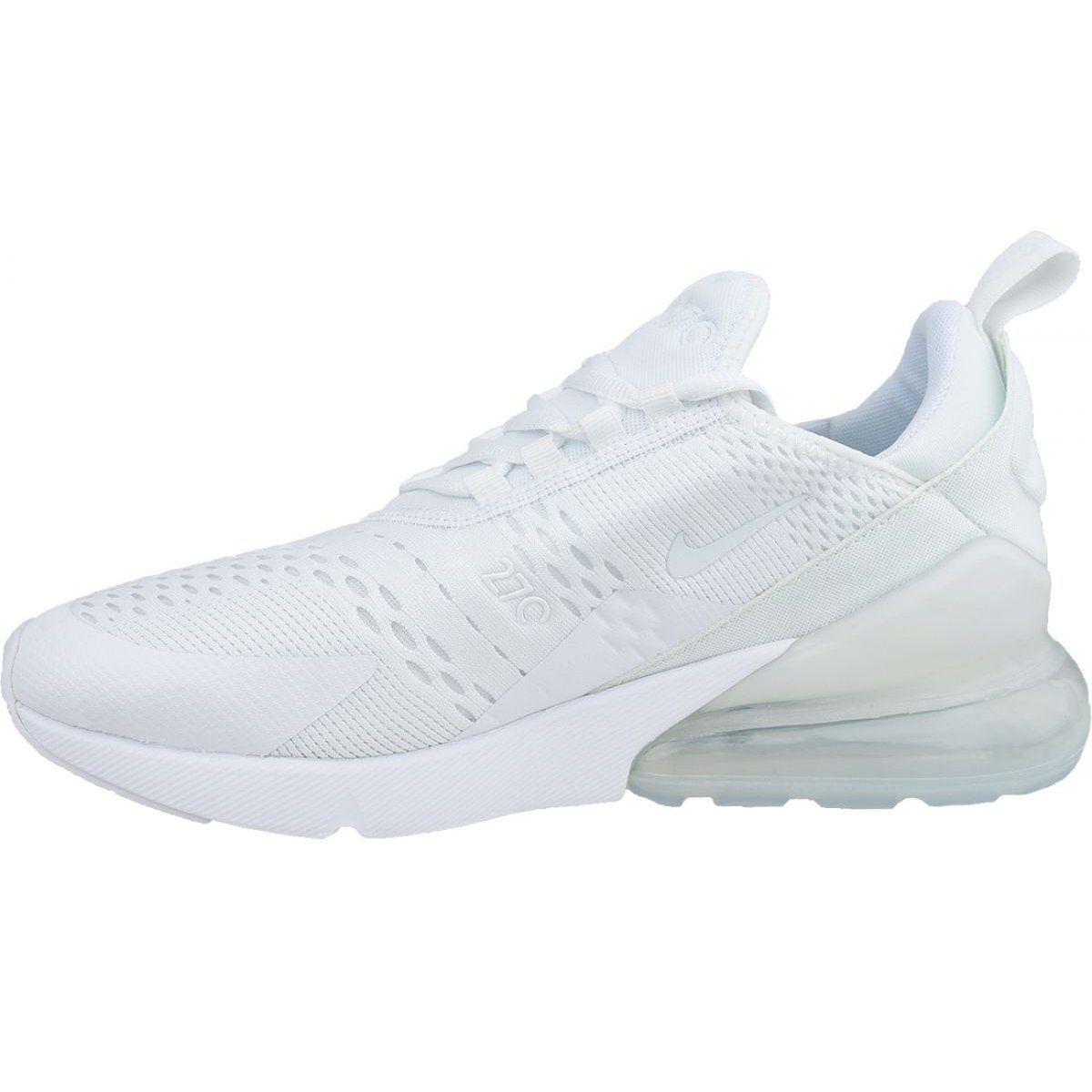 Nike Air Max 270 GS 943345 103 białe, damskiemęskie