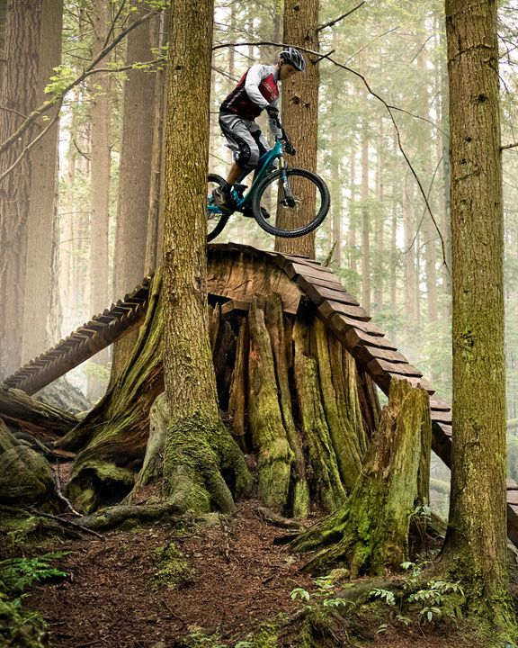 Vancouver Mountain Biking Mountain Bike Trails Best Mountain