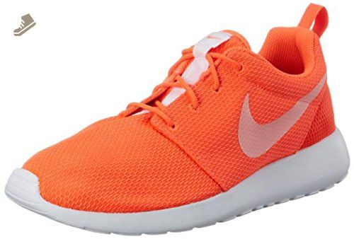 16f3d30fce7e Nike Roshe One Womens Trainers Crimson - 5 UK - Nike sneakers for women (