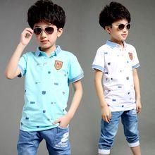 Meninos roupas Hot venda nova chegada dos meninos Minnie Mickey roupas de criança 2015 macho criança verão ocasional de manga curta T - camisa Set(China (Mainland))